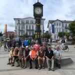 Wandergruppe des TUS Bodenteich auf Usedom 2