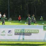 Kombiniertes Trainings- und Torwartcamp mit dem Partner VfL Wolfsburg kam sehr gut an 20