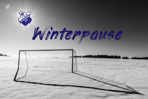 Jugend verabschiedet sich in die Winterpause. – Ordentliche Ergebnisse in der Hinrunde erziehlt.