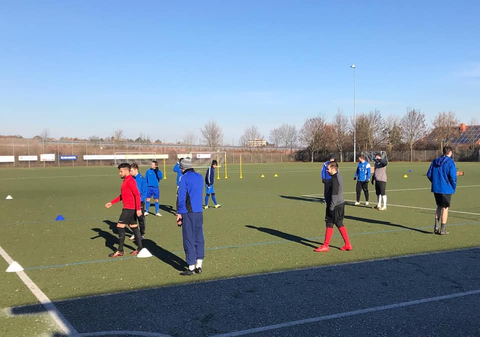 2. Mannschaft  startet Vorbereitung für die Rückrunde