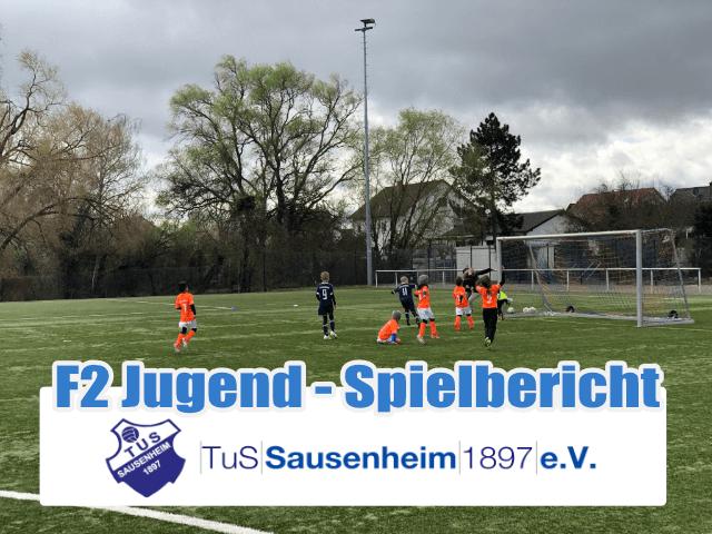 F2-Junioren mit einem erfolgreichen Start in die Rückrunde