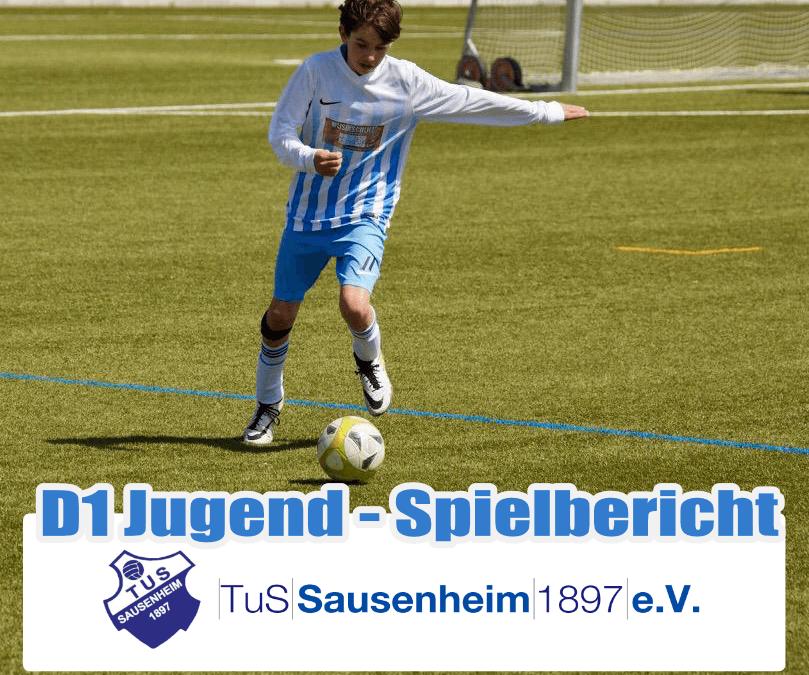 D1 gewinnt 6-Punkte Spiel gegen Speyer