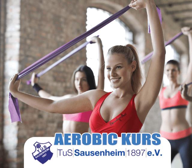 Aerobic Kurs startet am 09.09.2019