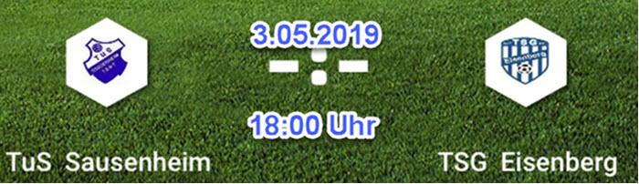 D1 Heimspiel vs. Eisenberg