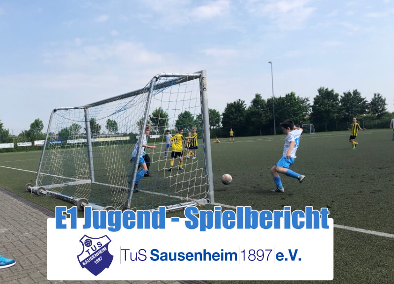 E1 gewinnt Lokalderby gegen den SV Obersülzen