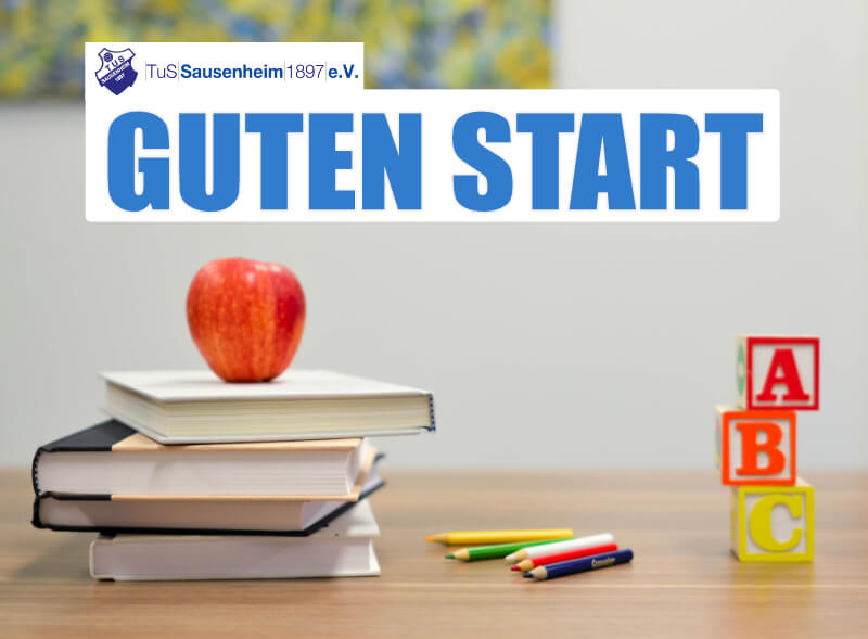 Wir wünschen allen einen guten Start ins neue Schuljahr.