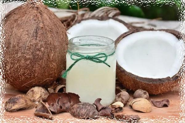 Aceite de coco para belleza natural