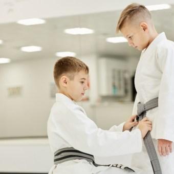Judo para niños un deporte excelente de karate