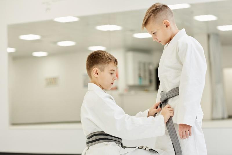 Judo para niños