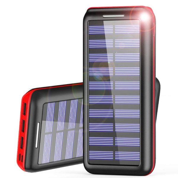 Bateria solar 1