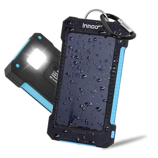 INNOO TECH Batería Externa Solar (4)