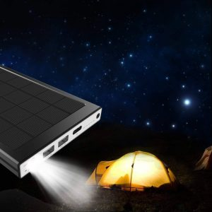 SAIVEINA Batería Externa Solar (3)