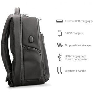 Mochila con Batería Incluida » Cargador USB ⚡ para Dispositivos Móviles 1