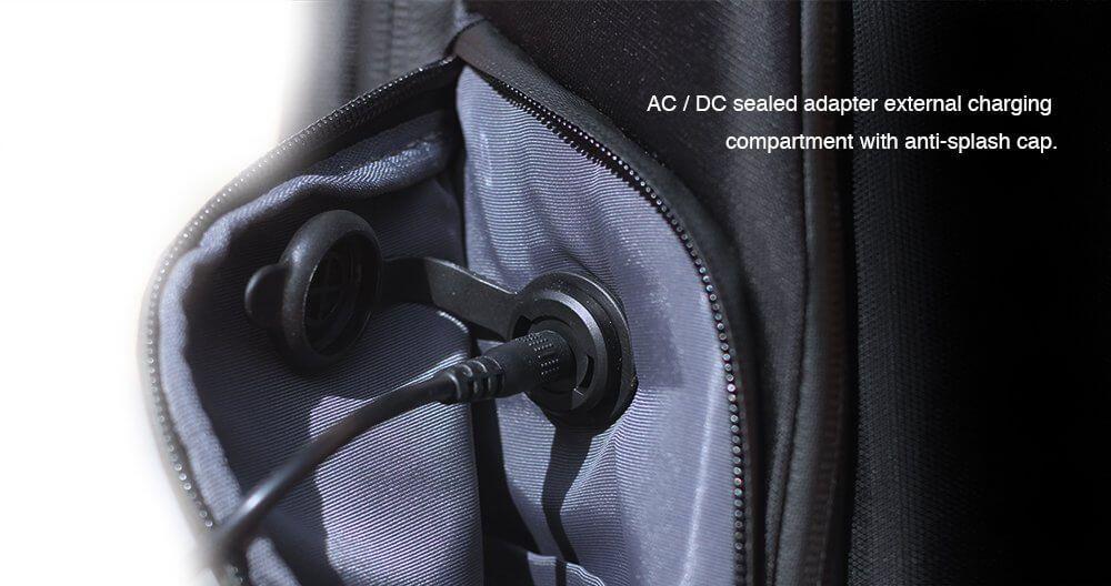 Mochila con Batería Incluida » Cargador USB para Dispositivos Móviles 3
