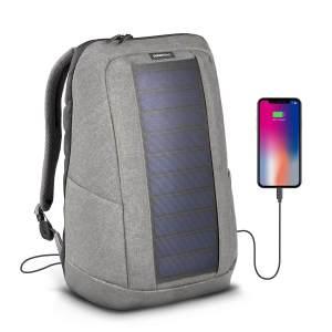 «Mochila Solar con Carga USB ⚡» SUNNYBAG Iconic de 7W.