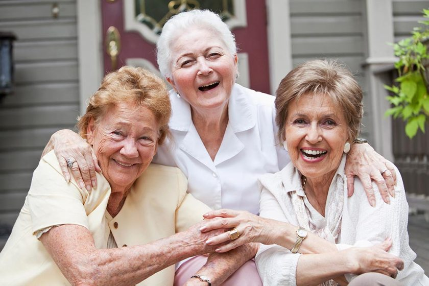 Seniors Seeking Companionship