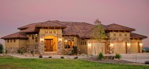 Tuscany Homes - Custom Designed Award