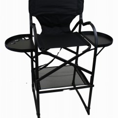 Make Up Chair Rent Baby Shower The Award Winning Tuscanypro Tall Makeup Artist Portable 29 Seat Height Carry Bag Included