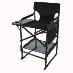 Outdoor Folding Chair With Footrest Replica Barcelona Free Name / Logo Tuscanypro