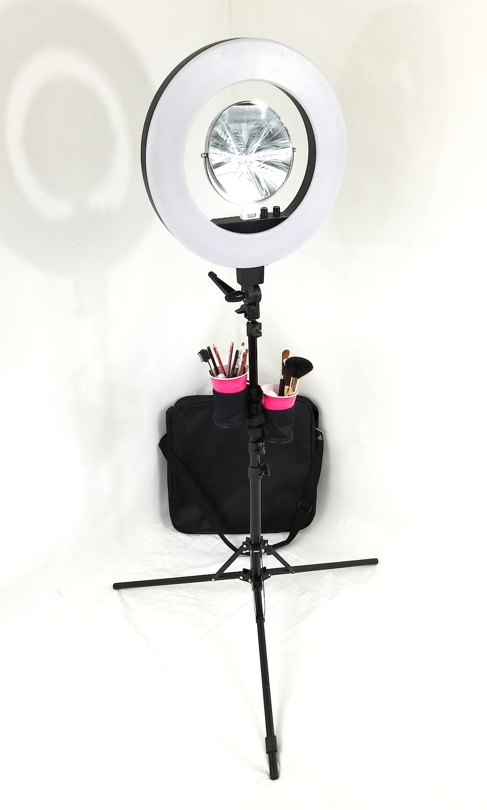 Ring Light Makeup Mirror