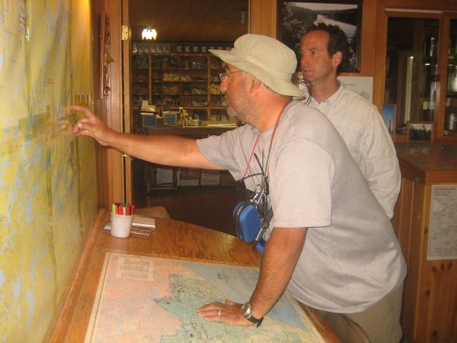 Tuscarora - Trip Planning