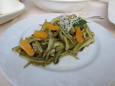 Marinerad zucchini