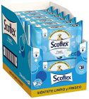 Scottex Fresh Papel Higiénico Húmedo - 12 packs x 40 (480 unidades)