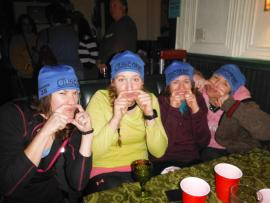 Finisher Hats - 2012
