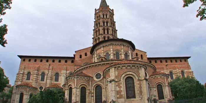 Basílica de Saint Sernin