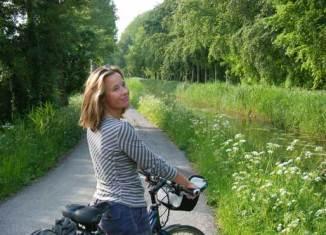 Holanda es un país ideal para recorrer en bicicleta