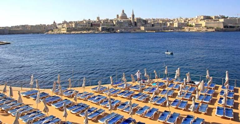 Vistas de La Valleta
