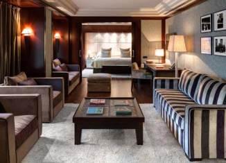 Suite Antonio Machado en el Majestic Hotel & Spa de Barcelona
