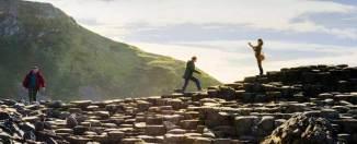 Calzada del Gigante, en Irlanda del Norte