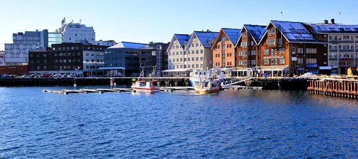 Puerto de Tromsø