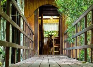"""""""Casa de los Ewok"""" en Costa Rica"""