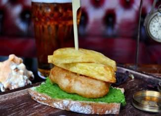 Fish & Chips de Bristolbar