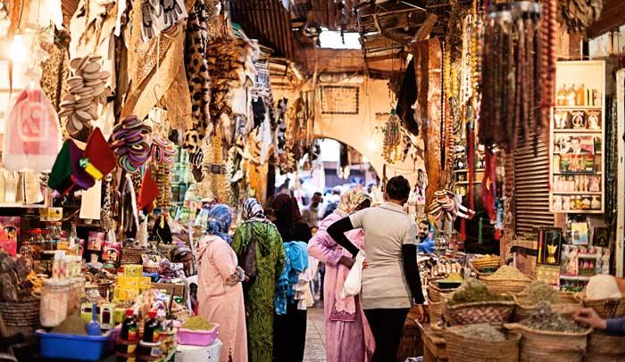 Zoco de Marrakech © Flaminia Pelazzi