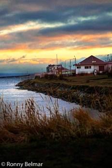 Porvenir es la Ciudad mas grande en la extensa Isla Tierra del Fuego.