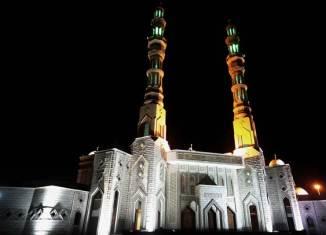 Mezquita Sheikh Zayed, Ajman