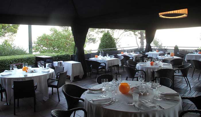 Restaurante gastronómico Cap Roig