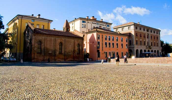 Piazza della Repubblica de Ferrara
