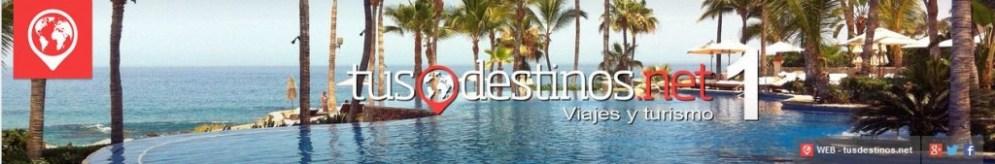 Canal Youtube Tusdestinos 1 / Turismo y viajes
