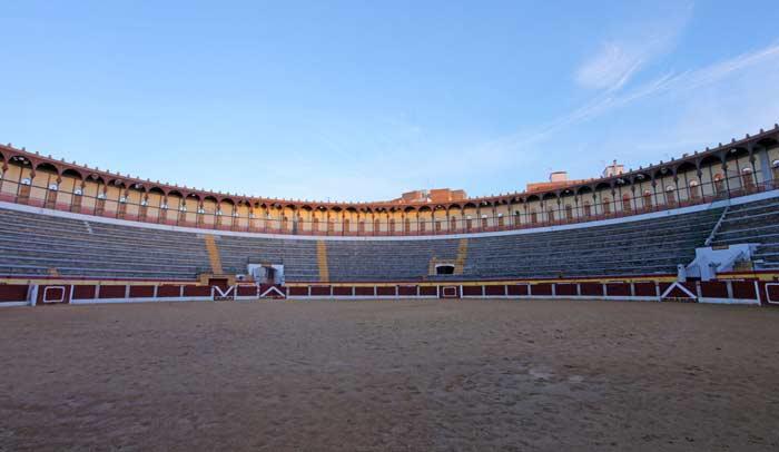 Plaza de Toros de Almendralejo. © Turismo de Extremadura