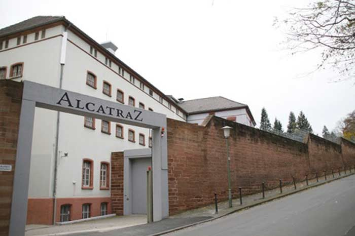 Hotel Alcatraz de Kaiserslautern (Alemania)
