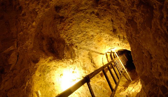 Minas neolíticas de Spiennes. © WBT/JLFlemal
