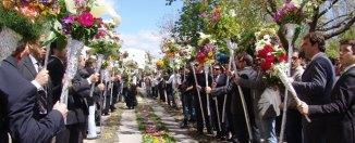 Fiesta de las Antorchas Floridas en en São Brás de Alportel
