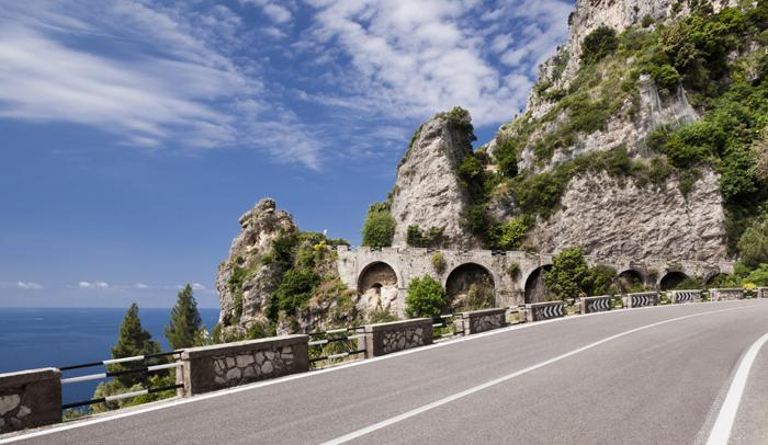Ruta de la Costa Amalfitana (Italia)