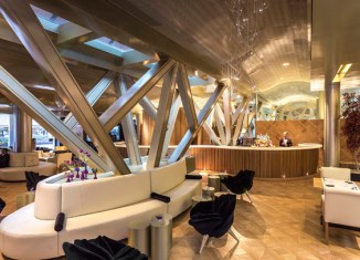 Lobby y hall de Monument Hotel