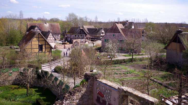 Ecomuseo de Alsacia. (OTC Mulhouse et sa région)