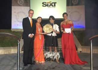 Regine Sixt, premiada en los Luxury and Hospitality and Lifestyle